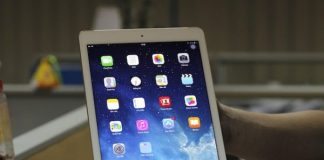 dung lượng pin iPad Air 2