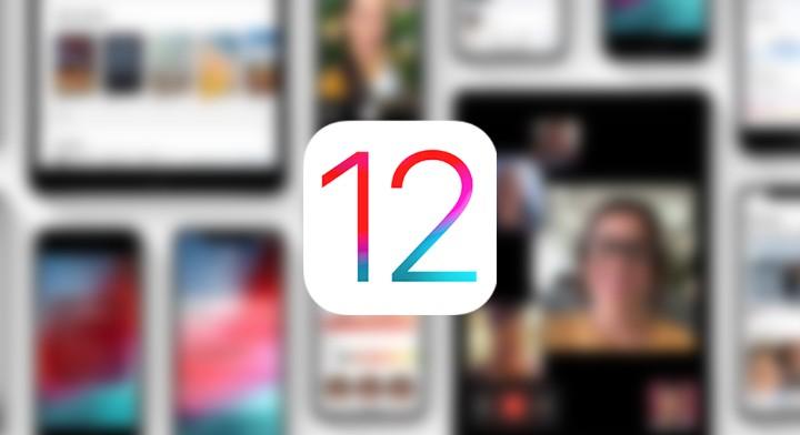 link tải ios 12 chính thức
